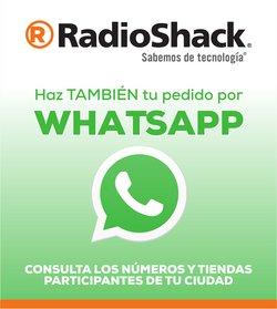 Catálogo RadioShack ( Más de un mes)
