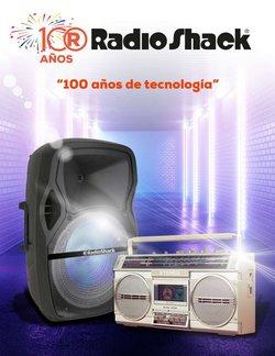Ofertas de Electrónica y Tecnología en el catálogo de RadioShack ( 8 días más)