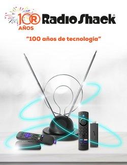 Catálogo RadioShack ( 5 días más)