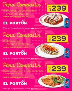 Catálogo El Portón ( 7 días más )