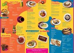 Ofertas de Restaurantes en el catálogo de El Portón ( 15 días más)