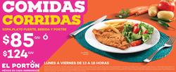 Ofertas de El Portón  en el folleto de Ciudad de México
