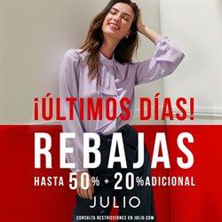 Catálogo Julio en Guadalajara ( Caducado )
