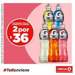Ofertas de Hiper-Supermercados en el catálogo de Circle K en Ciudad Obregón ( 3 días publicado )