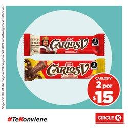 Ofertas de Circle K en el catálogo de Circle K ( Vence hoy)