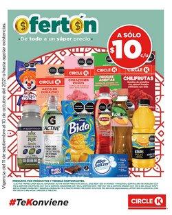 Ofertas de Circle K en el catálogo de Circle K ( 20 días más)