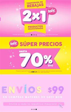 Ofertas de Juguetes y Niños en el catálogo de Onix en Los Mochis ( Publicado hoy )