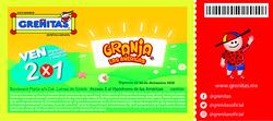 Ofertas de Greñitas  en el folleto de Cuajimalpa de Morelos