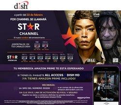 Ofertas de Dish en el catálogo de Dish ( Vencido)