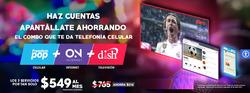 Cupón Dish en Monterrey ( Más de un mes )