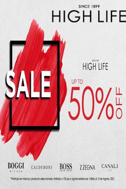 Ofertas de High Life en el catálogo de High Life ( 12 días más)