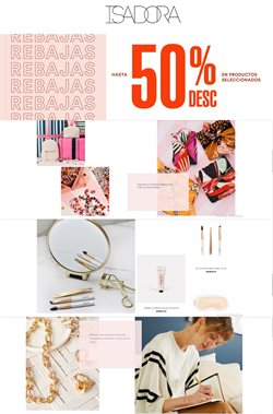 Catálogo Isadora ( 8 días más )