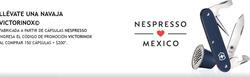 Ofertas de Nespresso  en el folleto de Ciudad de México