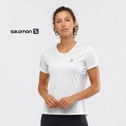 Ofertas de Salomon en el catálogo de Salomon ( 2 días publicado)