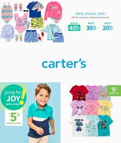 Ofertas de Juguetes y Niños en el catálogo de Carter's en Naucalpan (México) ( 3 días publicado )