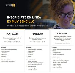 Ofertas de Smart Fit  en el folleto de Monterrey