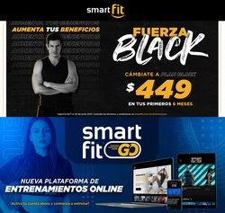 Ofertas de Deporte en el catálogo de Smart Fit ( 15 días más)