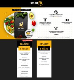 Catálogo Smart Fit ( 12 días más)