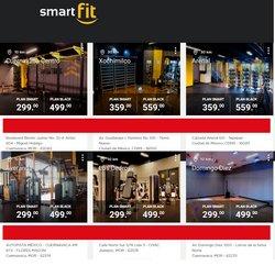 Ofertas de Smart Fit en el catálogo de Smart Fit ( 5 días más)