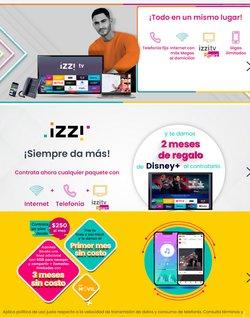 Ofertas de Izzi Telecom en el catálogo de Izzi Telecom ( Vencido)