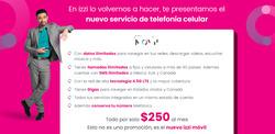 Cupón Izzi Telecom en Ciudad de México ( Publicado ayer )