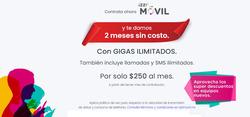 Cupón Izzi Telecom en Álvaro Obregón (CDMX) ( 2 días más )