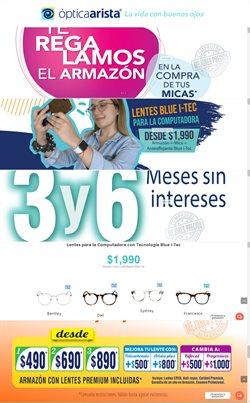 Ofertas de Ópticas Arista en el catálogo de Ópticas Arista ( Vencido)