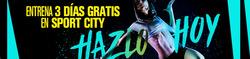 Ofertas de Sport City  en el folleto de Ciudad de México
