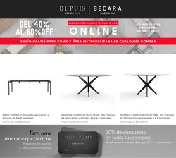 Catálogo Dupuis en Ciudad de México ( 2 días publicado )