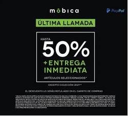 Ofertas de Móbica en el catálogo de Móbica ( Vencido)