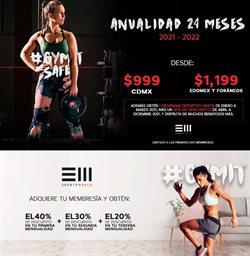 Catálogo Sports World en Ciudad de México ( 10 días más )