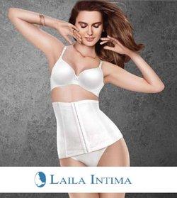 Ofertas de Laila Intima en el catálogo de Laila Intima ( Más de un mes)