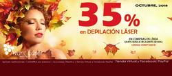 Ofertas de Avant Láser  en el folleto de Ciudad de México