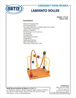 Catálogo Productos médicos Ortiz ( Más de un mes )