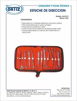 Ofertas de Farmacias y Salud en el catálogo de Productos médicos Ortiz en Torreón ( Más de un mes )