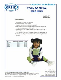 Ofertas de Farmacias y Salud en el catálogo de Productos médicos Ortiz en Lagos de Moreno ( Más de un mes )