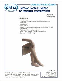 Ofertas de Farmacias y Salud en el catálogo de Productos médicos Ortiz ( Más de un mes)
