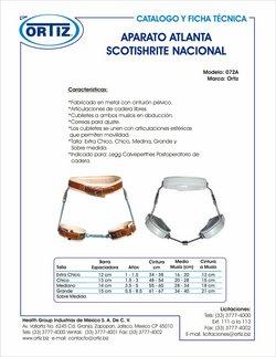 Ofertas de Productos médicos Ortiz en el catálogo de Productos médicos Ortiz ( Más de un mes)