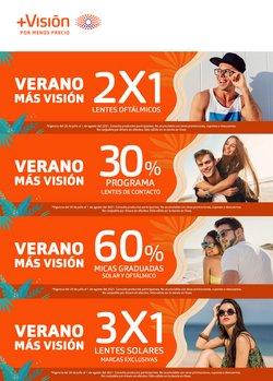 Ofertas de Ópticas en el catálogo de Ópticas Masvision ( 5 días más)