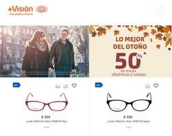 Ofertas de Ópticas en el catálogo de Ópticas Masvision ( 7 días más)