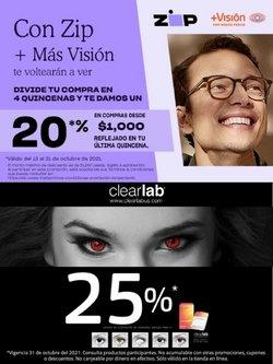 Ofertas de Ópticas en el catálogo de Ópticas Masvision ( 4 días más)