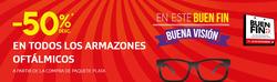 Ofertas de Ópticas y centros auditivos  en el folleto de Ópticas Masvision en Toluca (México)