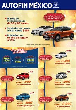 Ofertas de Bancos y Servicios en el catálogo de Autofin en Iztapalapa ( 4 días más )