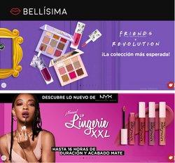 Ofertas de Perfumerías y Belleza en el catálogo de Bellisima ( Vence mañana)