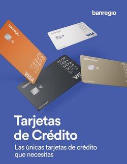 Ofertas de Banregio en el catálogo de Banregio ( Más de un mes)