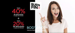 Ofertas de Plaza Tahona  en el folleto de Body Brite en Zacatecas