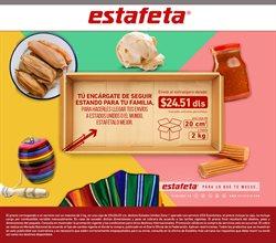 Ofertas de Bancos y Servicios en el catálogo de Estafeta en Iztapalapa ( 4 días más )