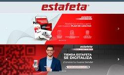 Ofertas de Bancos y Servicios en el catálogo de Estafeta ( 8 días más)