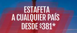 Ofertas de Estafeta  en el folleto de Guadalajara