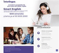 Ofertas de Ocio en el catálogo de Interlingua en Heróica Puebla de Zaragoza ( 8 días más )